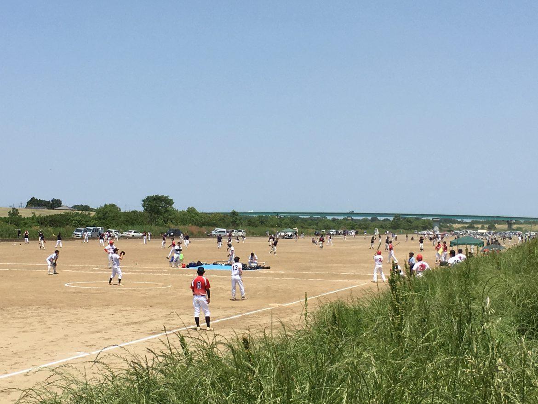 2016川越市ソフトボール大会春